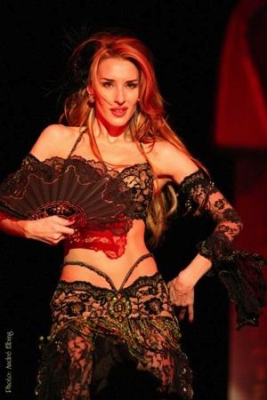 Flamenco Samara Hayat.