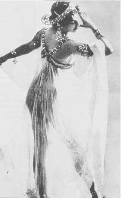 Mata Hari 4.
