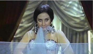Gracita Morales interpretando a Mata Hari.