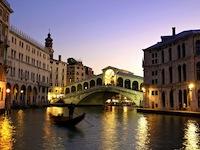Venecia, puente Rialto.