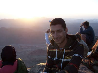 Zuel en el monte Sinaí
