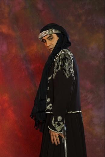 Amir Thaleb bellydance.