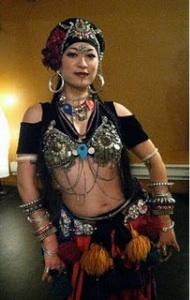 Danza Tribal.