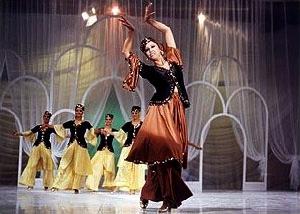 Farida Fahmy, estilo andalusí.