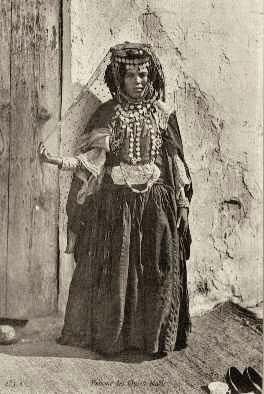 Gitana de Egipto.