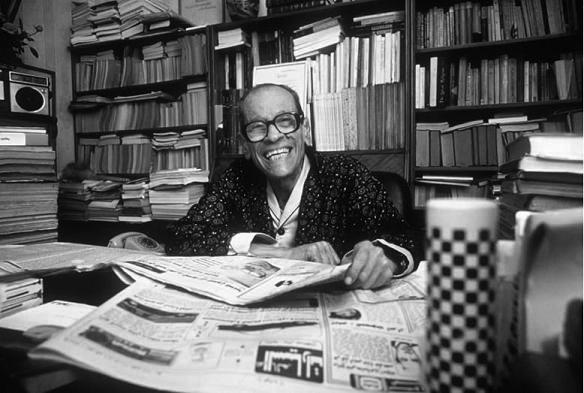 Naguib Fahfouz.