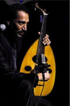 Naseer Shamma, músico de laúd árabe.