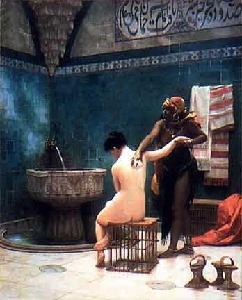 Pintura orientalista.
