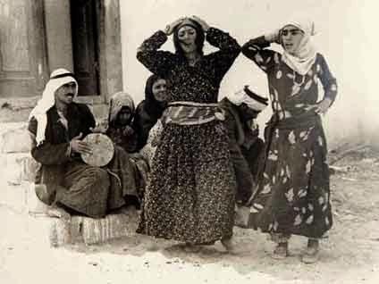 Historia de la danza del vientre: bailarinas egipcias.