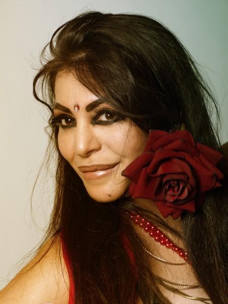 Larissa Vesci, flamenco árabe.
