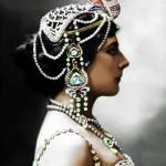 Mata Hari, la bailarina de fuego