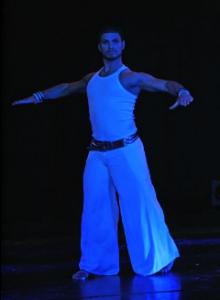 Danza del vientre masculina