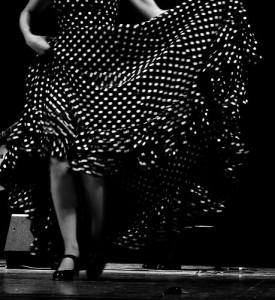 Zapateo flamenco
