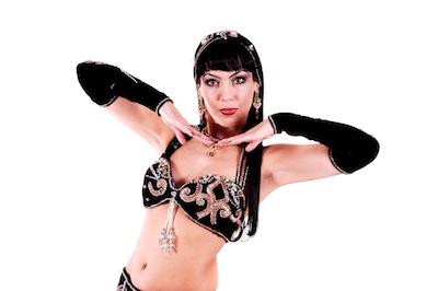 Clases de danza del vientre en Zaragoza