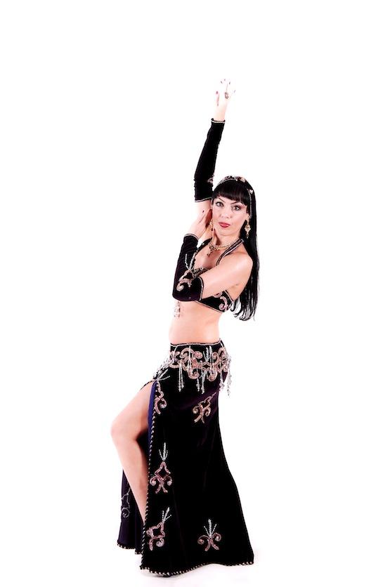 Clases de danza oriental en Zaragoza