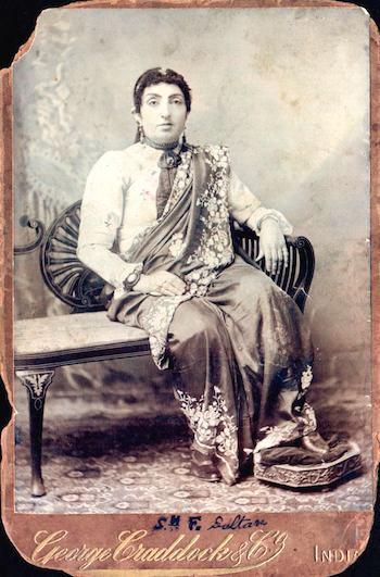 Princesa Fatima Sultana de Kabul