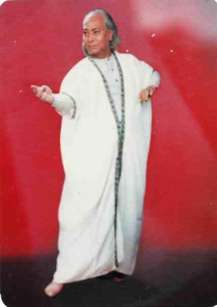 Guru Maharaj Ghulam Hussain Kathak