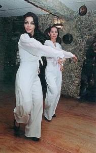 Clase de Flamenco con Larissa Vesci