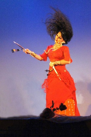 Danza kawleeya de Irak