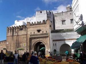 Marruecos, Tetuán.