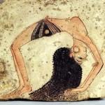 La danza gimnástica en el Antiguo Egipto