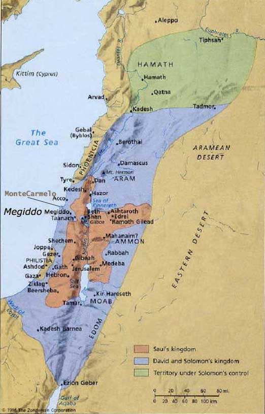 ... Palestina-Israel-Mapa-Antiguo-Testamento-Oriente-Medio-Antiguo-