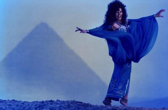 Nagwa Fouad danza del vientre