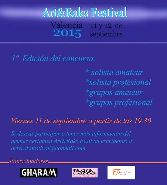 cartel 2 art y raks festival