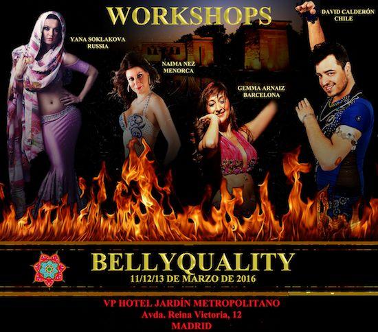 bellyquality 2016 maestros danza