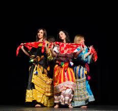 vestuario bereber kabyle