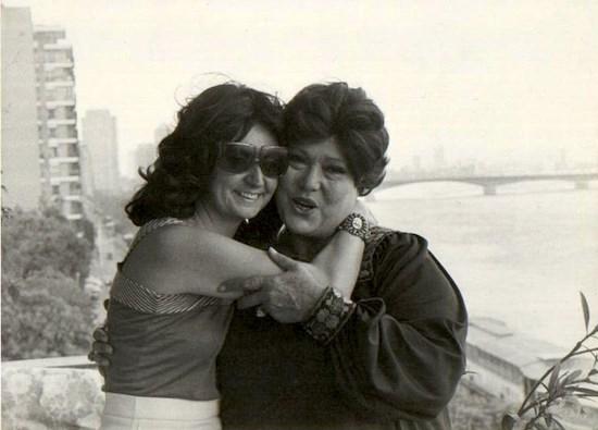 Dalilah y Tahia Carioca