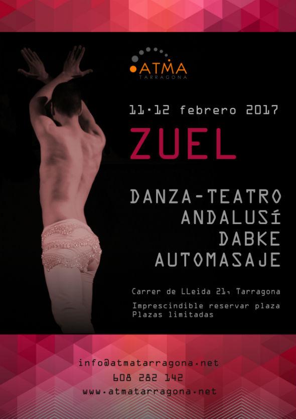 Talleres con Zuel en Atma Tarragona