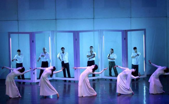 Danza contemporánea Egipto