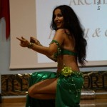 Aida, danza oriental.