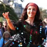 Aida, danzas árabes.