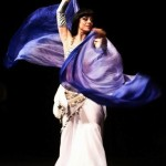 Nhua Kayali, bailarina oriental.