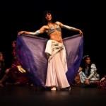 Nhua Kayali, danza del vientre.