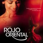 Rojo Oriental, cartel de la película.