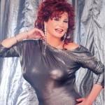 Nagwa Fouad, bailarina egipcia