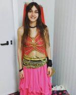 Bailarina Melisa.