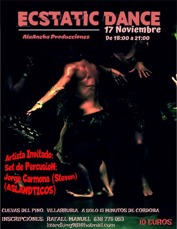 Ecstatic Dance en Cuevas del Pino, Córdoba
