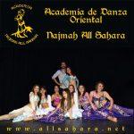 Academia de danza oriental Najmah All Sahara