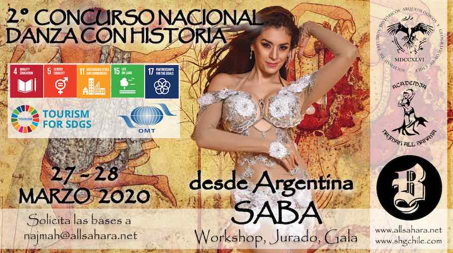 2º Concurso de Danza con Historia. Chile