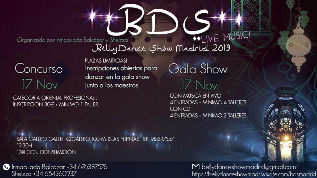 Concurso y Gala Show