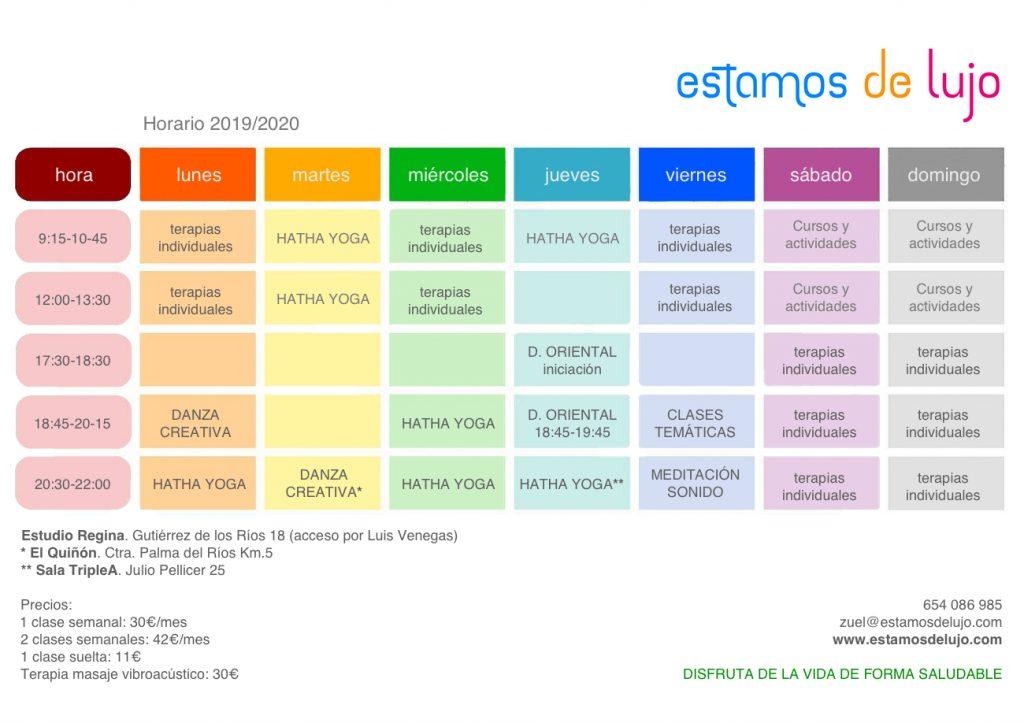 Clases de yoga, meditación y danza en Córdoba